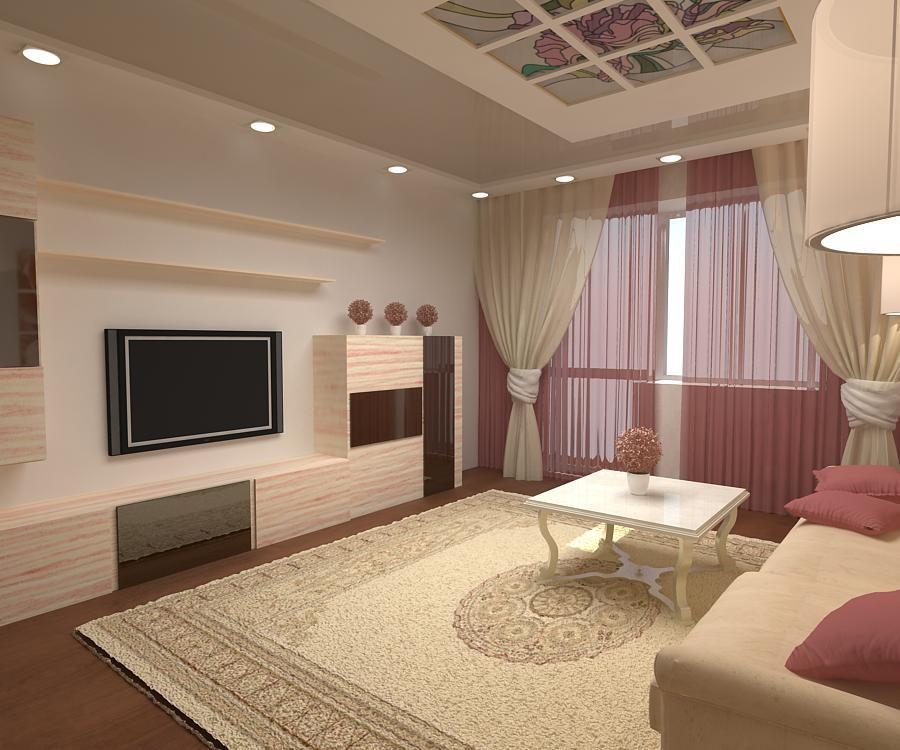пройти дизайн зала в двухкомнатной квартире фото воды история